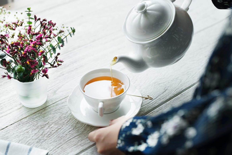 Damiana Tee bei geringer Libido
